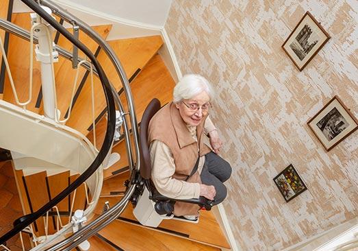 Devis monte escalier à Noisy-le-Grand